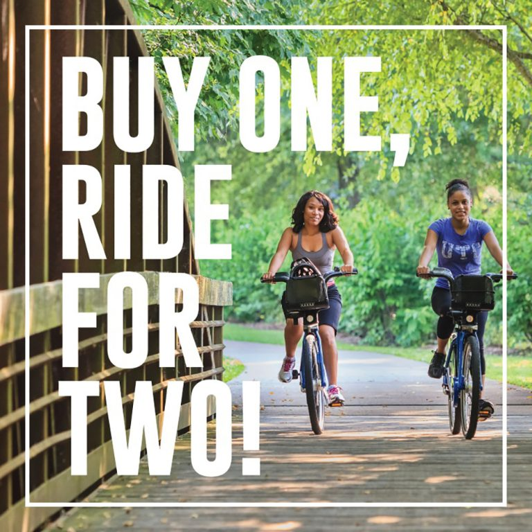 Buy One, Ride for Two campaign graphic 4 - web