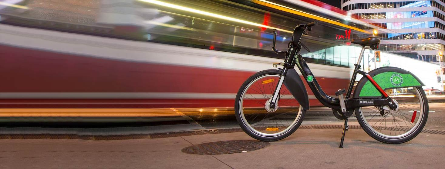 Shift Transit continues to operate North America's 3rd largest bikeshare program
