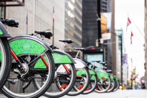 Bike Share Toronto rebalancing efforts led to a 27% Y-o-Y increase in usage