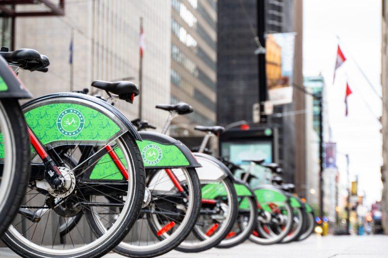 Bike Share Toronto rebalancing efforts led to a 27% Y-o-Y increase in usage