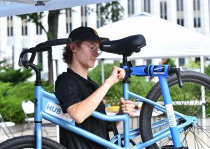HUB312 full-service bike shop